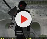 Espadachín alumno de Zabuza el demonio