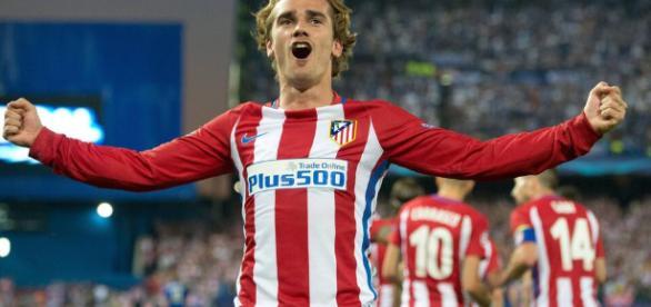 Antoine Griezmann verlängert bei Atlético Madrid bis 2022 - gmx.at