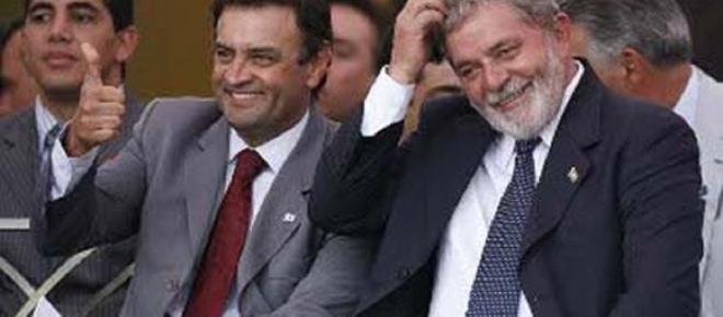 Aécio Neves diz que não torce por prisão de Lula