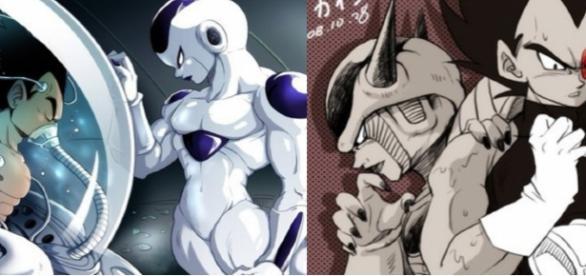 """""""Dragon Ball Super"""" EP 121 Spoiler: Goku, Gohan und Vegetas Schicksal offenbart - otakukart.com"""