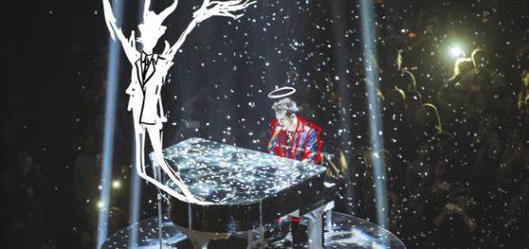 Panic! at the Disco veröffentlicht zu Weihnachten eine neue Single (Quelle: kerrang.com)