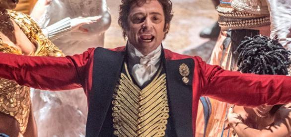 "Hugh Jackman in ""The Greatest Showman"" (Quelle: cosmicbooknews.com)"