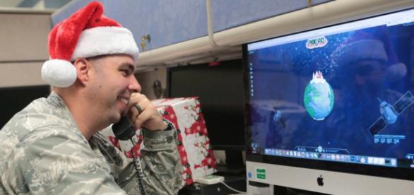 Der Weg des Weihnachtsmannes auf dem Monitor ... - ctvnews.ca