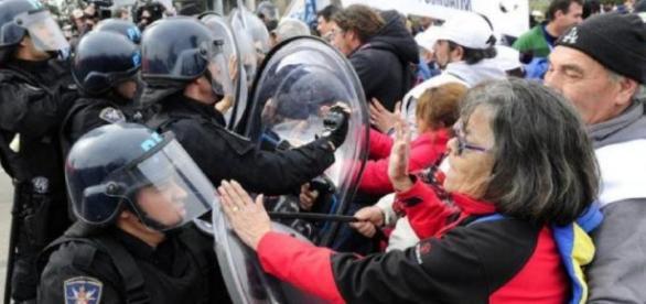La violencia estatal en Argentina