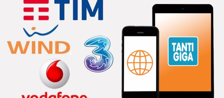 Promozioni Tim, Vodafone, Wind e Tre per ricaricabile, offerte di ...