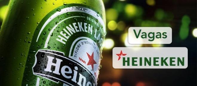 Heineken abre processo seletivo para 2018 com vagas em diversos setores