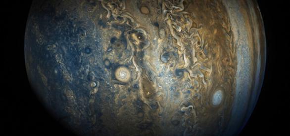 Auf dem Jupiter regnet es Diamanten - The Atlantic - theatlantic.com