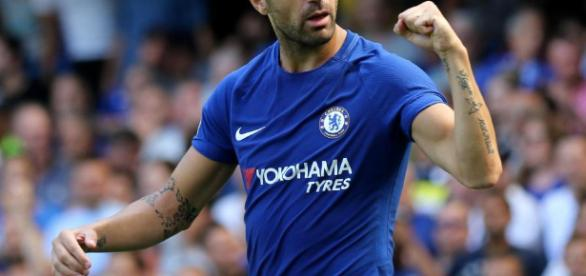 Cesc Fabregas is a steadying hand in Chelsea's dressing room and ... - thesun.co.uk