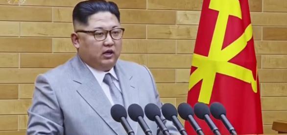 Líder de Corea del Norte Kim Yong-un
