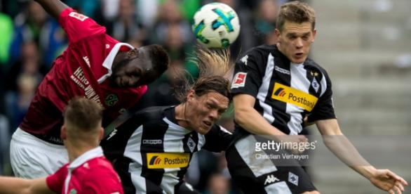 Photos et images de Borussia Moenchengladbach v Hannover 96 ... - gettyimages.fr