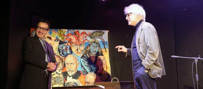 Partinico: Michele Placido al Teatro Gianì con 'Letto a due piazze'