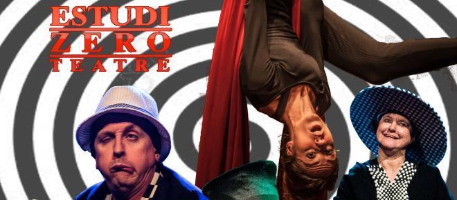 La compañia Studi Zero Teatre De Mallorca de gira por la CDMX