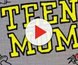 The 'Teen Mom' show logo. [Photo via MTV]