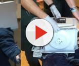 Youtuber fica preso com a cabeça cimentada dentro de microondas