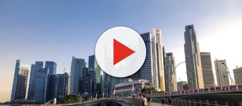 Skyline of Singapore [Image credit - Cegoh   Pixabay ]