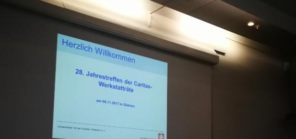 28. Jahrestreffen der Lenkungsgrupe der LAG der WR in NRW