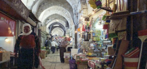 A street in Jerusalem - Wletse Jongsma - flickr