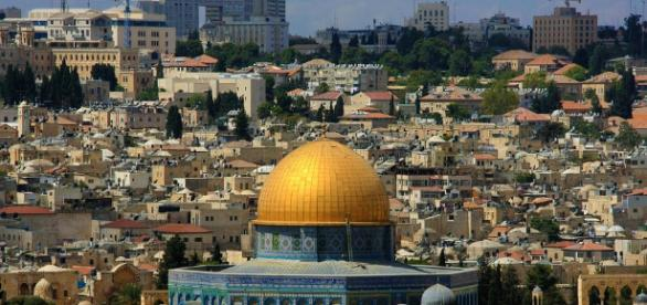 Photo Jerusalem, bone of contention between the Arabs and Israel. Photo credit Pixabay.com