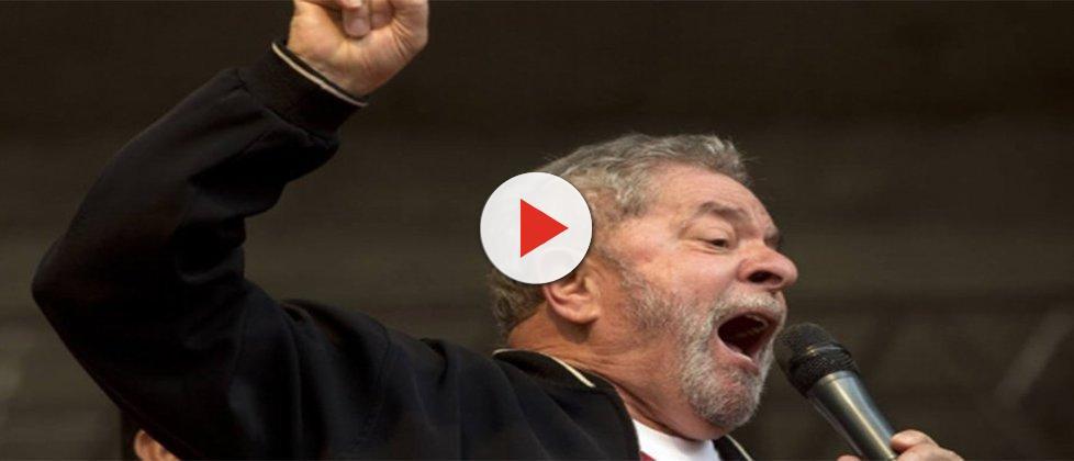 Lula repete célebre frase de Zagallo e mira eleições: 'Vão ter que me engolir'