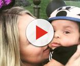Kailyn Lowry's Baby Boy Lux Visits Disneyland for the First Time ...Kailyn Lowry | Instagram