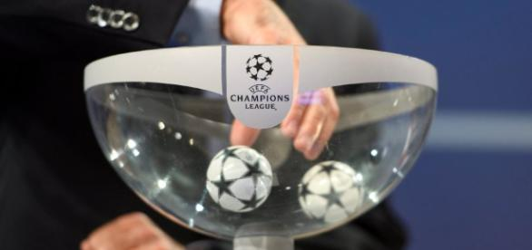 The Champions League draw is scheduled for next Monday on the 11th of December.
