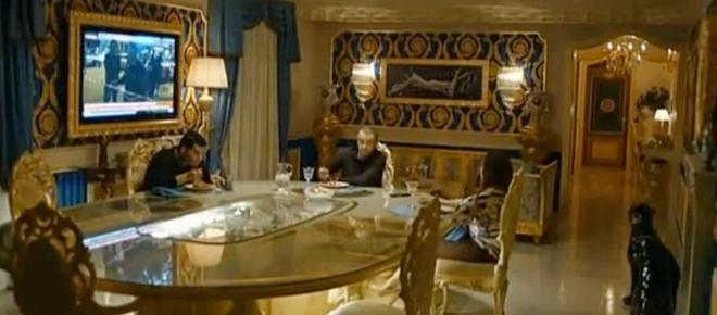Roma come Gomorra: appartamenti popolari arredati come nella fiction