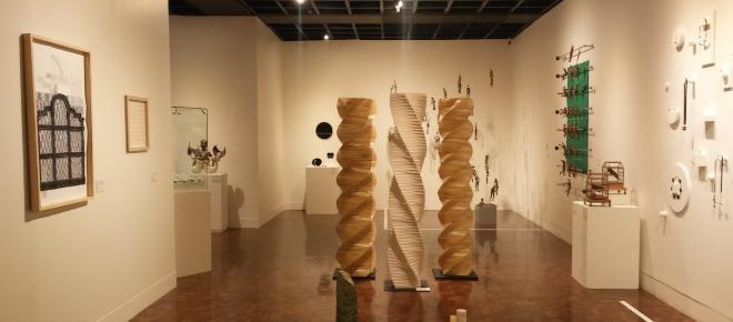 Betsabeé Romero, artistas y artesanos de Bienal en el MAP