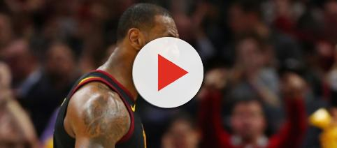 LeBron is a superstitious player. - [Image: YouTube screencap / NBA]