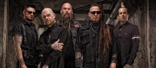 Five Finger Death Punch + In Flames + Of Mice & Men noche de rock en el WiZink
