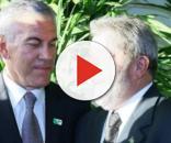 Palmiro Frasquet e o ex-presidente Lula
