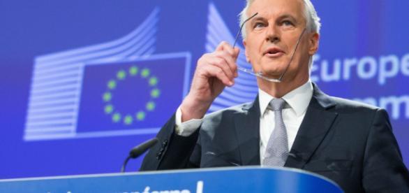 Brexit : L'accord de Brexit doit être prêt pour octobre 2018 selon Michel Barnier