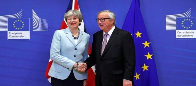 BREXIT : Un accord a été trouvé entre l'UE et le Royaume-Uni