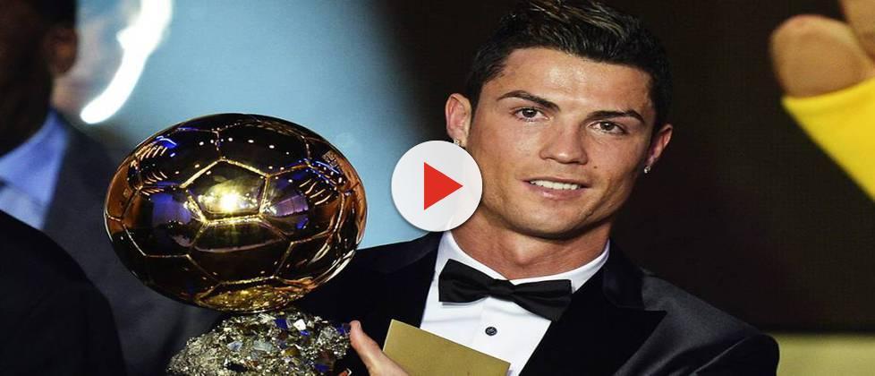 Deu gajo! Cristiano Ronaldo coroa temporada e leva Bola de Ouro pela quinta vez