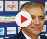Il direttore sportivo del Lecce, Mauro Meluso. Foto Salento Giallorosso.