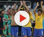 O meia Gustavo Scarpa teve sua atuação pela Seleção Brasileira bastante elogiada pelo técnico Tite (Foto: O Globo)