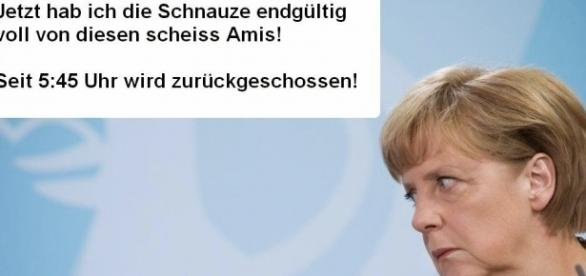 Alles Schall und Rauch: Spionageskandal - Merkel kündigt USA die ... - blogspot.com
