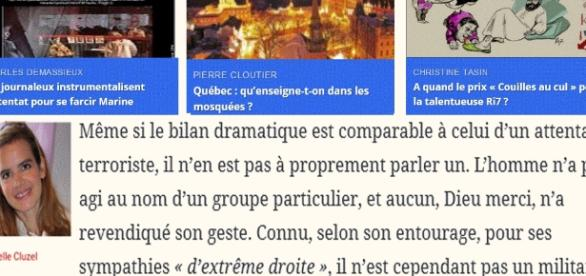 Bientôt, Causeur sur la ligne de Boulevard Voltaire et de Riposte ''laïque'' ?