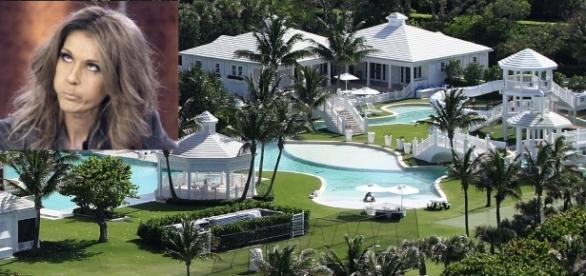 Céline Dion n'arrive pas à vendre sa demeure Jupiter Island et brade son prix de -50%