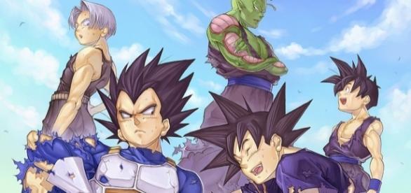 'Dragon Ball Z' é uma das séries animadas japonesas mais conhecidas