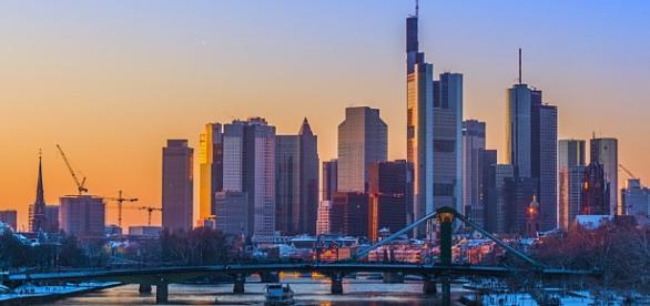 Frankfurt am Main, Symbol für Deutschlands Stärke. (Foto: Kiefer / Wikimedia Commons / CC BY-SA 2.0)