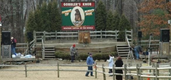 Gobbler's knob, photo by John McCormick