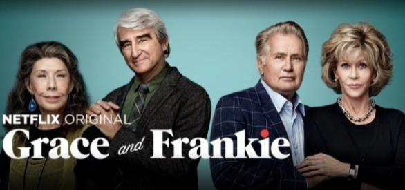 Série Americana Grace and Frankie