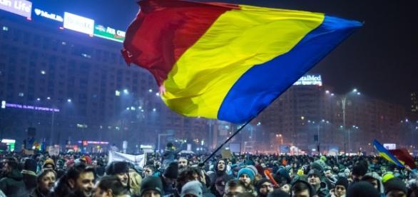 Un întreprinzător oferă CAZARE GRATUITĂ protestatarilor din afara Bucureștiului - foto Cristian Vasile
