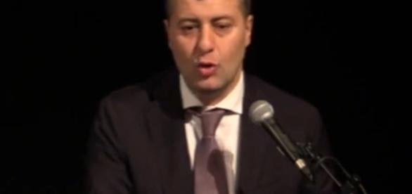 Arturo Scotto, capogruppo di Sinistra Italiana alla Camera