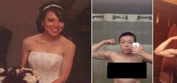 Cody largou seu casamento para se transformar em um fisiculturista.