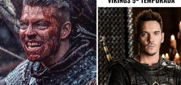 Esses dois personagens renderão grandes cenas de ação.