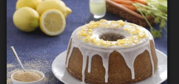 La Torta alle carote e al limoncello, ricetta rivisitata.