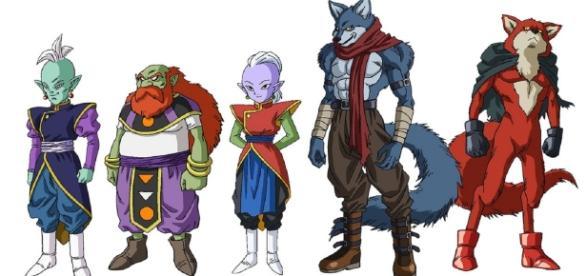 los dioses del universo 9 han sido revelados