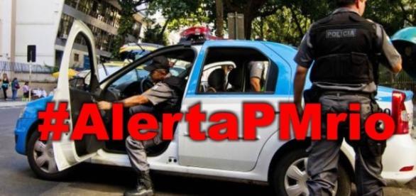 População do Rio de Janeiro teme que a Polícia Militar entre em greve