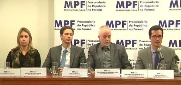 Procuradores da Lava Jato estão incomodados com ações do PMDB